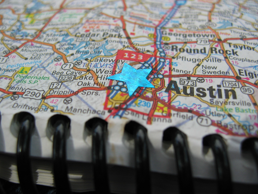 Calling all those who make things happen in Austin, Texas